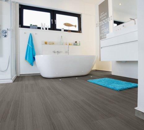 Bodenbelag im Badezimmer | Vinyl und Designboden - wineo