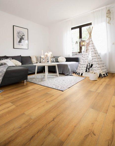 Weohnwelt Fussboden Im Wohnzimmer Hochwertige Bodenlosung Wineo