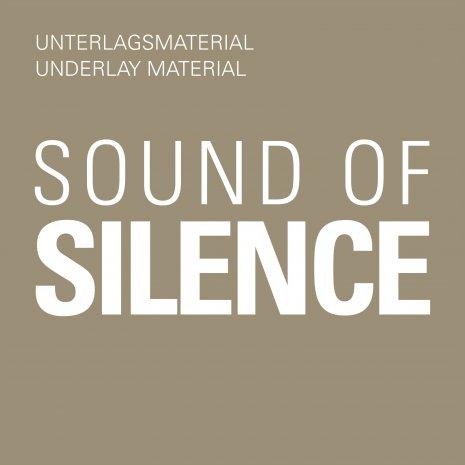 wineo Unterlagsmaterial Sound of Silence Trittschalldämmung Unterlagsmatte