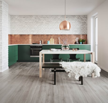 wineo 500 Laminatboden Balanced Oak Grey LA183XXLV4