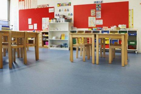 wineo PURLINE Bioboden Kindergarten Erziehung