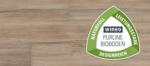 wineo PURLINE Bioboden Dreiklang