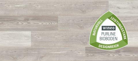 wineo PURLINE Bioboden Dreiklang Holzoptik Naturvoll Leistungsstark Designreich