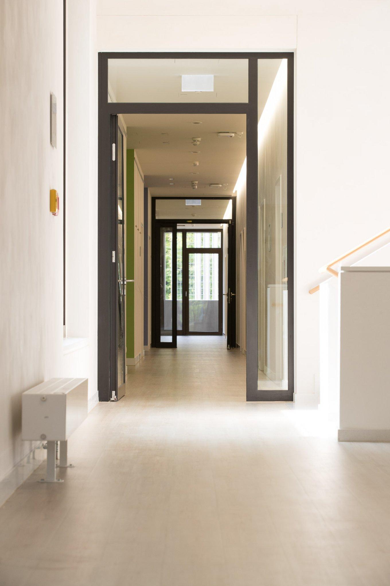 wineo PURLINE Bioboden Klinik Palliativmedizin Fur moderne Einrichtung Bodenbelag Holzoptik