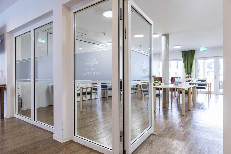 wineo Designboden Flur Essbereich