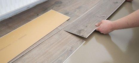 Verlegung Fußboden Paneele Anleitung
