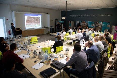 wineo Seminare Schulung Theorie Produktpräsentationen