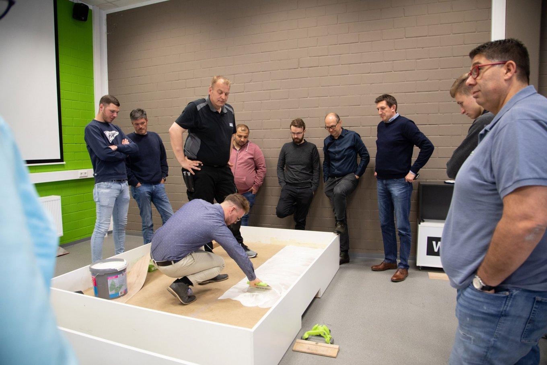 wineo Seminare Schulung Verlegung Bodenbeläge