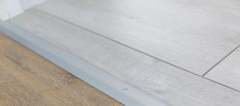 wineo Zubehör Aluminiumprofile silber